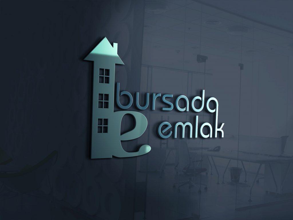 Logo Tasarım Çalışması Bursada Emlak
