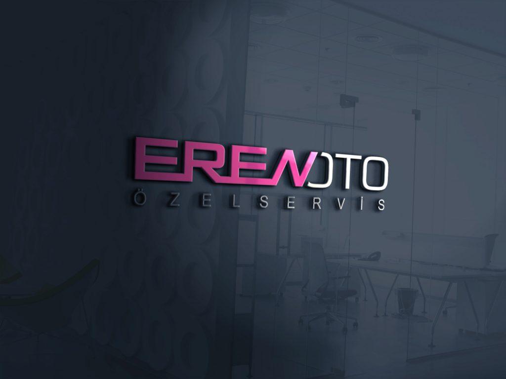 Logo Tasarım -Eren Oto