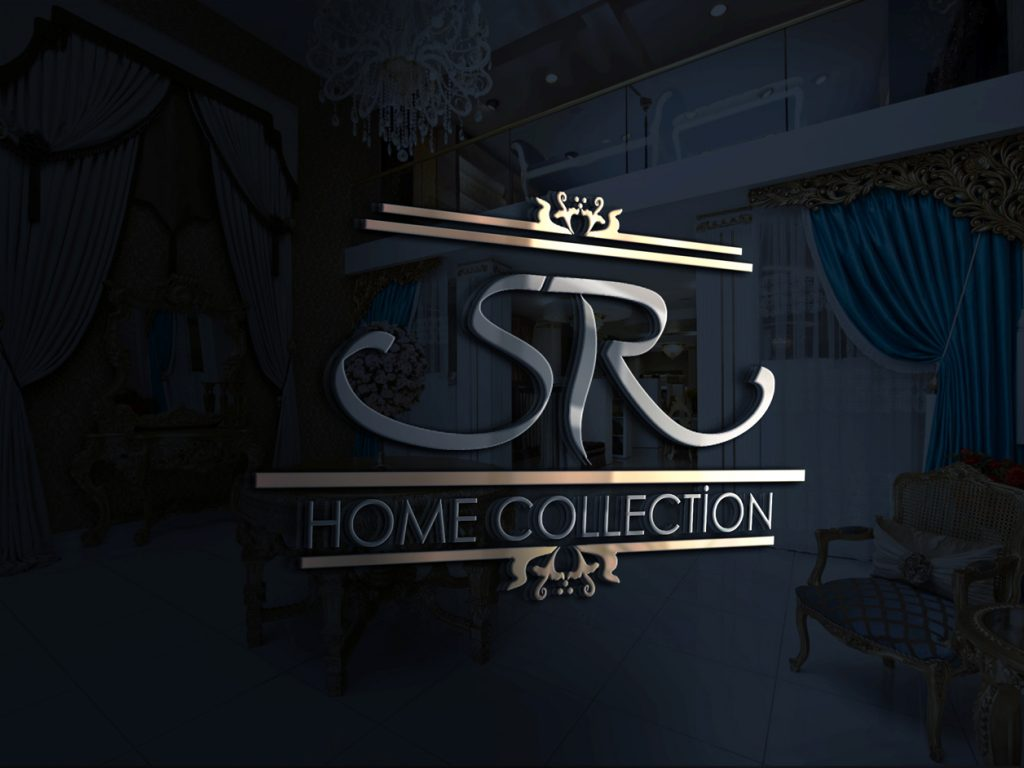 Logo Tasarımı -Sr Home Collection
