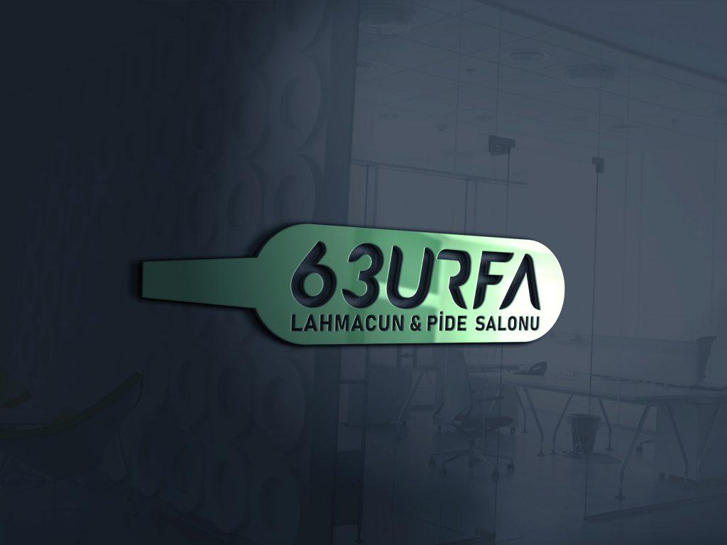 Pide Salonu Logo Çalışmamız