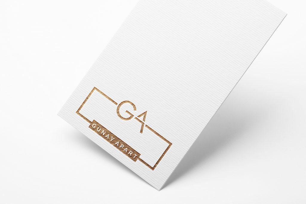 Logo Tasarımı Günay Apart