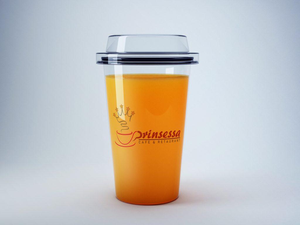 Logo Tasarımı- Cafe Logo Tasarım