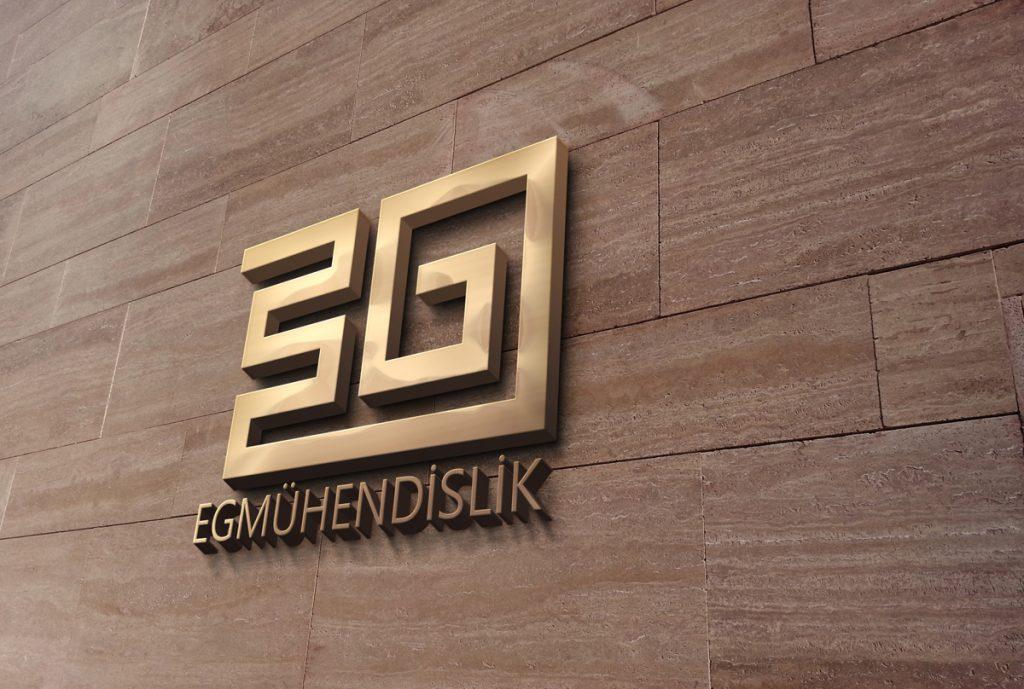 Logo Tasarımı -EG Mühendislik