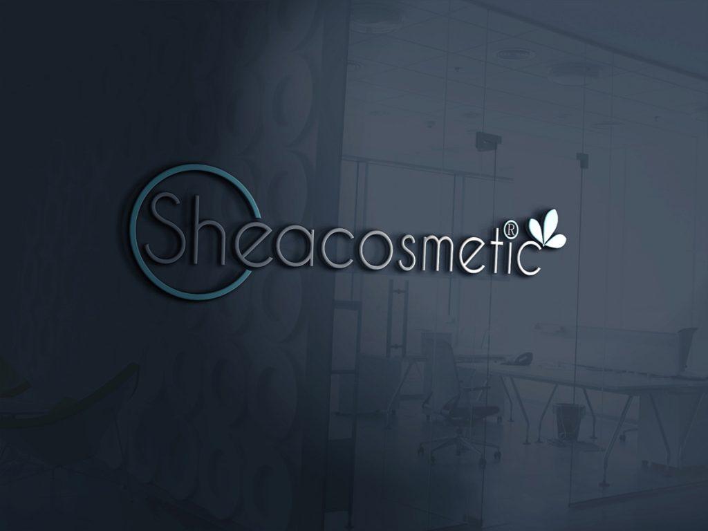 Logo Tasarım Çalışması -sheacosmetic