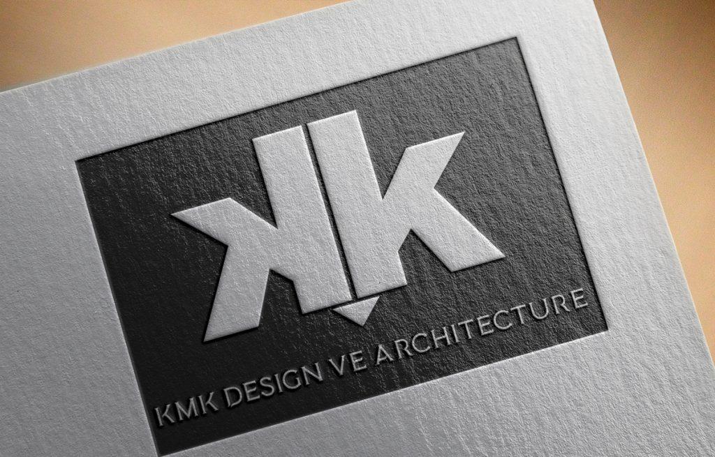 KMK Mimarlık Logo Tasarım