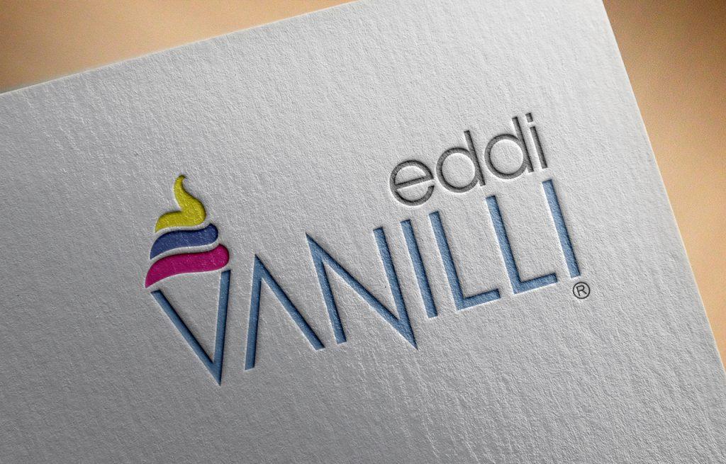 Dondurma Firması Logo Tasarım