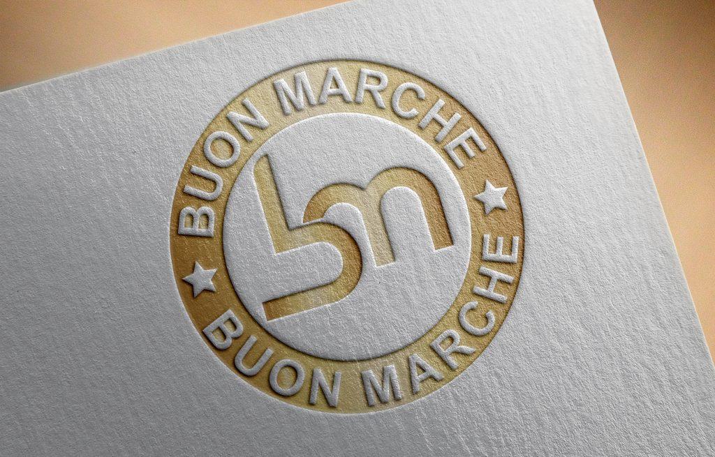 Erkek Giyim Mağazası Logo Tasarımı