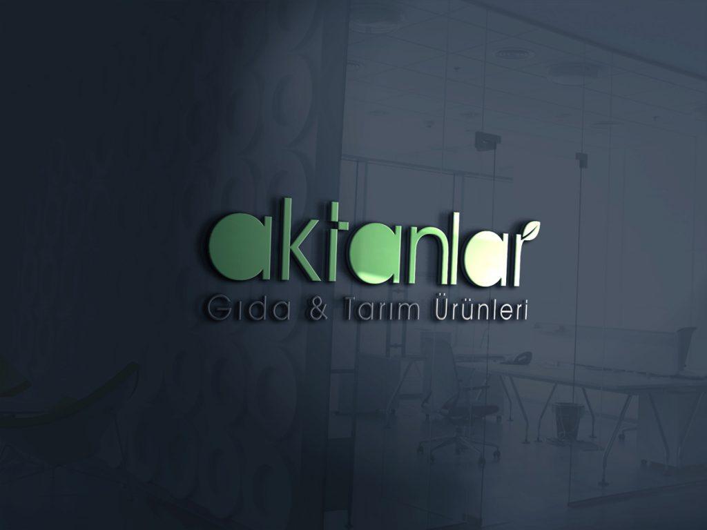 Organik Gıda Logo Tasarımı